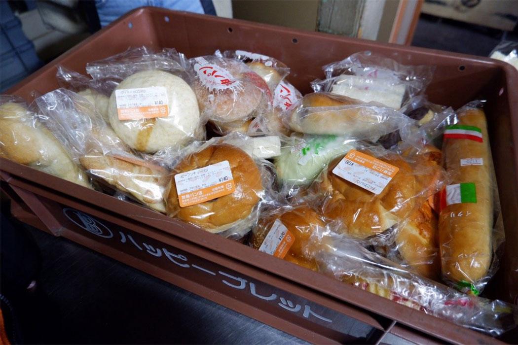 加藤パンの商品
