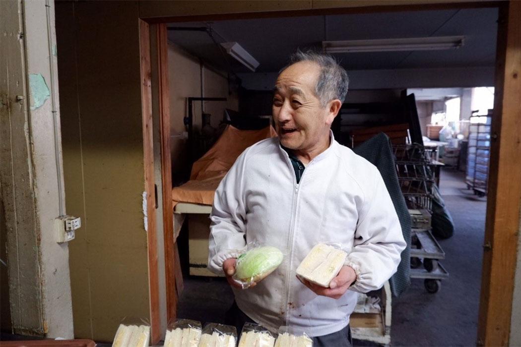 加藤パン代表の加藤さん