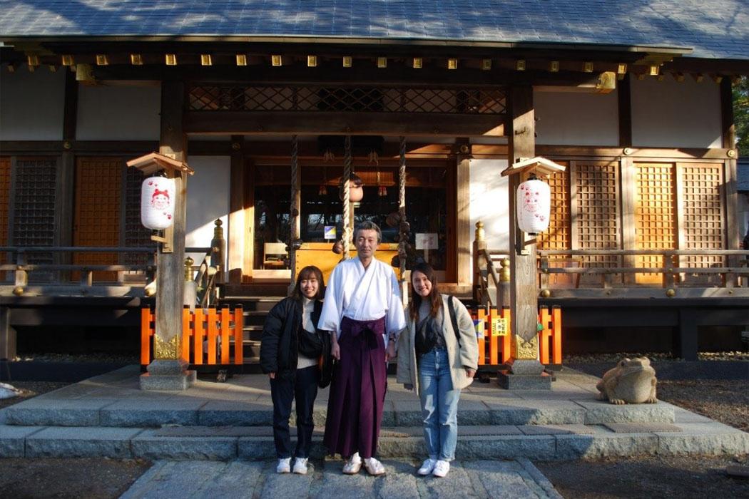 三戸大神宮~みこにゃん、キャサリン、歴史とユニークさで溢れる神社~